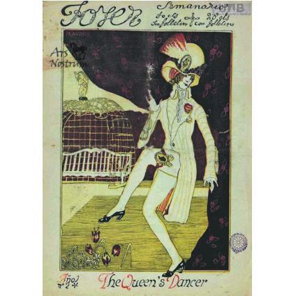 The queen's dancer (1910)