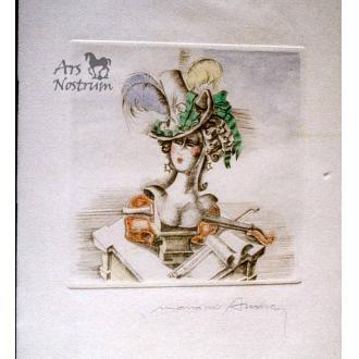 Cléonthe - Andromaque - Still Life (c.1925)