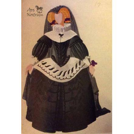 Lady's Costume (c. 1936)