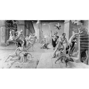 L'enlèvement des Sabines (1935)
