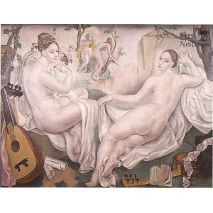 Les sages sensuelles (1923)