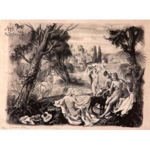Baigneuse en Provence (1934)