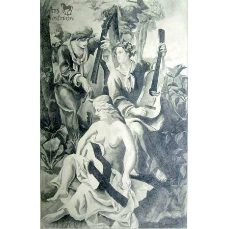 Le Concert / Esquisse pour le Musical Group (1924)
