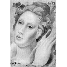 Tête de femme (1924)