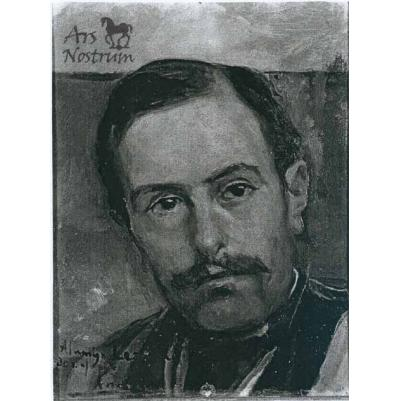 Carlos Lezcano portrait (c.1901)