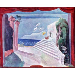 Sonatina Stage (1929)