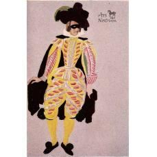 Costume with mask (c.1936)