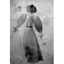 Costume of Elvira (c. 1936)