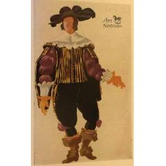 Don Juan's Costume (c. 1936)