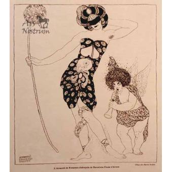 L'Atracció de Forasters ...(1911)