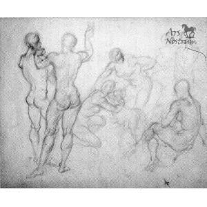 Sketch of Nudes (c.1934)