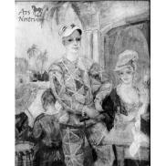 Arlequí i Colombina (1921)
