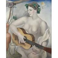 Femme à la guitare (1923)