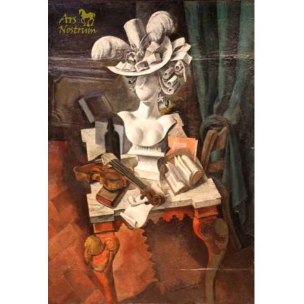 Comèdia - Naturaleza Muerta (1928)