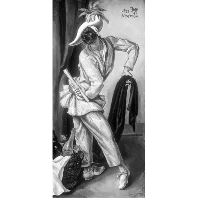Harlequin / Arlequín (1931)