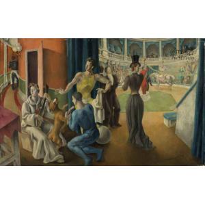 Après-midi de cirque – Le cirque (1931)