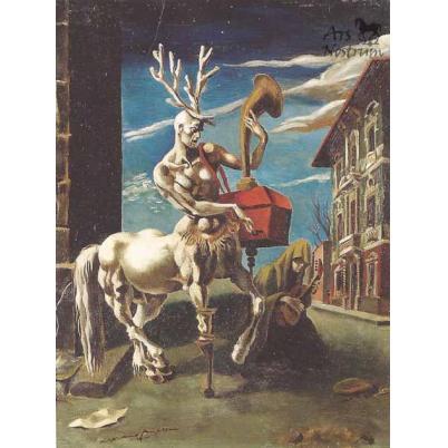 The poor centaur – Le Centaure pauvre (1939)