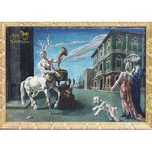 The centaure musicien (1939)