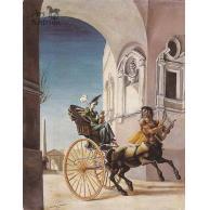 El Centaure galant – Centaure with Lyre (1940)