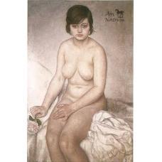 Catalane (nu) (1920)