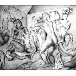 Groupe de baigneuses (1923)