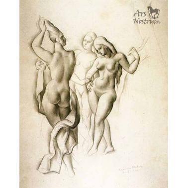Femmes à la toilette (1925)